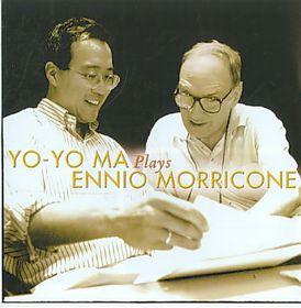 Yo Yo Ma Plays Ennio Morricone - (Import CD)