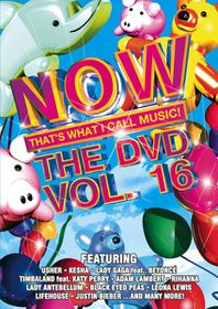 Now 16 - Various Artists (DVD)