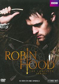 Robin Hood:Complete Series - (Region 1 Import DVD)