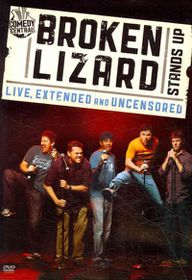 Broken Lizard Stand up - (Region 1 Import DVD)
