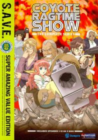 Coyote Ragtime Show:Comp Box Set Save - (Region 1 Import DVD)