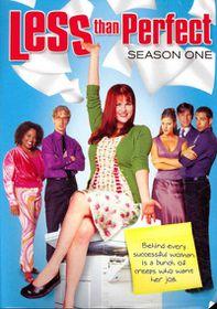 Less Than Perfect Season 1 - (Region 1 Import DVD)