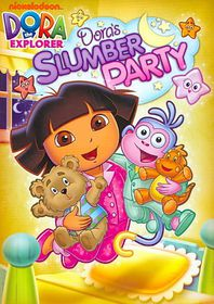 Dora the Explorer:Dora's Slumber Part - (Region 1 Import DVD)