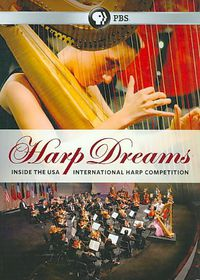 Harp Dreams - (Region 1 Import DVD)