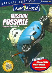 Mission Possible - (Region 1 Import DVD)