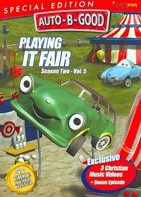 Playing It Fair - (Region 1 Import DVD)