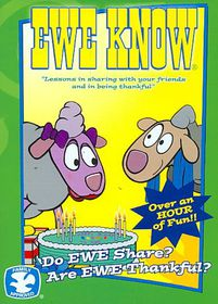 Do Ewe Share/Are Ewe Thankful - (Region 1 Import DVD)