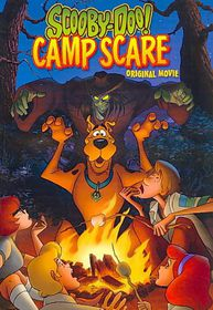 Scooby Doo Camp Scare - (Region 1 Import DVD)