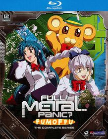 Full Metal Panic:Fumoffu - (Region A Import Blu-ray Disc)
