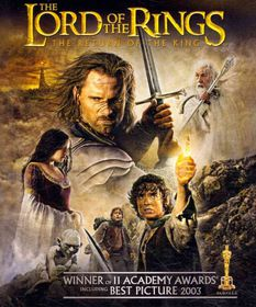 Lord of the Rings:Return of the King - (Region A Import Blu-ray Disc)