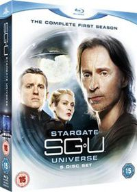 Stargate Universe: The Complete Series 1 - (Import Blu-ray)