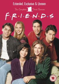 Friends: Season 1 - Extended Cut - (Import DVD)