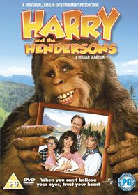Harry and the Hendersons - (Import DVD)