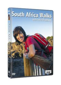 South Africa Walks with Julia Bradbury - (Import DVD)