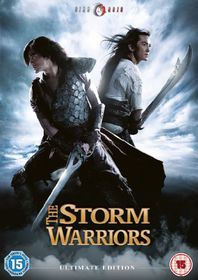 Storm Warriors, The - (Import DVD)