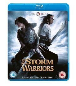 Storm Warriors, The - (Import Blu-ray Disc)