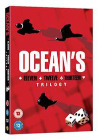 Ocean's Eleven/Ocean's Twelve/Ocean's Thirteen - (Import DVD)
