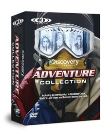 Discovery Channel: Adventure Collection - (Import DVD)