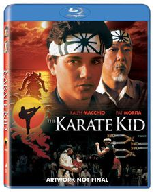 The Karate Kid - (Import Blu-ray Disc)