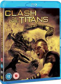 Clash of the Titans (2010) - (Import Blu-ray Disc)