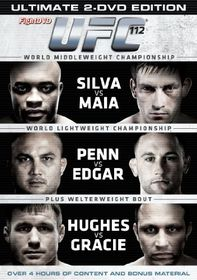 Ultimate Fighting Championship: 112 - Invincible - (Import DVD)