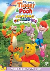 My Friends Tigger & Pooh - Chasing Rainbows (DVD)