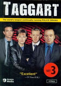Taggart Set 3 - (Region 1 Import DVD)