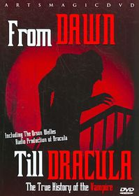 From Dawn Till Dracula - (Region 1 Import DVD)