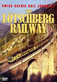 Lotschberg Railway - (Region 1 Import DVD)
