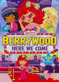 Strawberry Shortcake:Berrywood Here W - (Region 1 Import DVD)