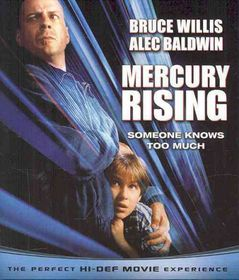 Mercury Rising - (Region A Import Blu-ray Disc)
