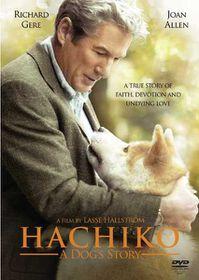 Hachiko: A Dog's Story (2009) (DVD)
