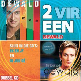 Dewald Louw - Ek En Jy / In Jou Oe (CD)