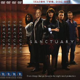 Sanctuary Season Two (Rental Ready) - (Region 1 Import DVD)