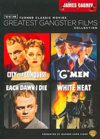 Tcm Classic Films:Gangsters James Cag - (Region 1 Import DVD)