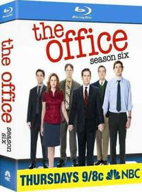 Office:Season Six - (Region A Import Blu-ray Disc)