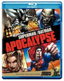 Superman/Batman:Apocalypse - (Region A Import Blu-ray Disc)