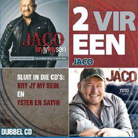 Jaco - Kry Jy My Sein / Yster En Satyn (CD)