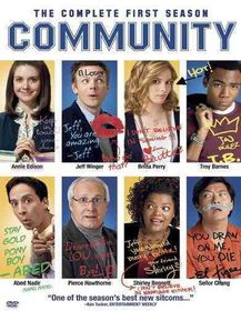 Community Season 1 - (Region 1 Import DVD)