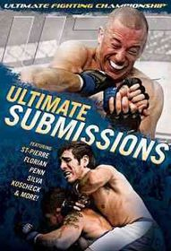 Ufc Ultimate Submissions - (Region 1 Import DVD)