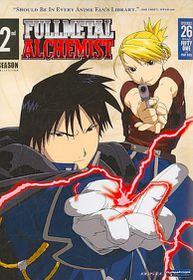 Fullmetal Alchemist Season 2 Viridian - (Region 1 Import DVD)