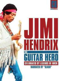 Jimi Hendrix:Guitar Hero - (Region 1 Import DVD)