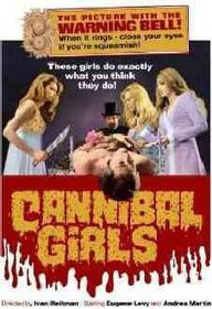 Cannibal Girls (Special Edition) - (Region 1 Import DVD)