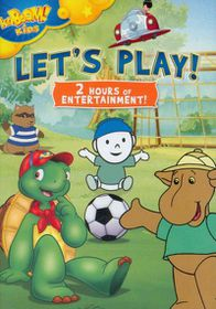 Let's Play - (Region 1 Import DVD)