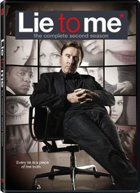 Lie to Me Season 2 - (Region 1 Import DVD)