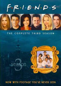 Friends:Complete Third Season - (Region 1 Import DVD)