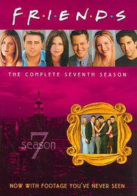 Friends:Complete Seventh Season - (Region 1 Import DVD)