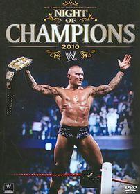 Night of the Champions - (Region 1 Import DVD)