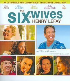 Six Wives of Henry Lefay - (Region A Import Blu-ray Disc)