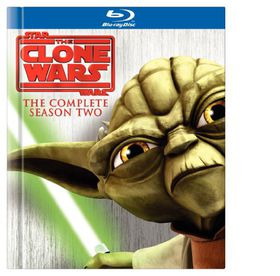 Star Wars:Clone Wars Season Two - (Region A Import Blu-ray Disc)